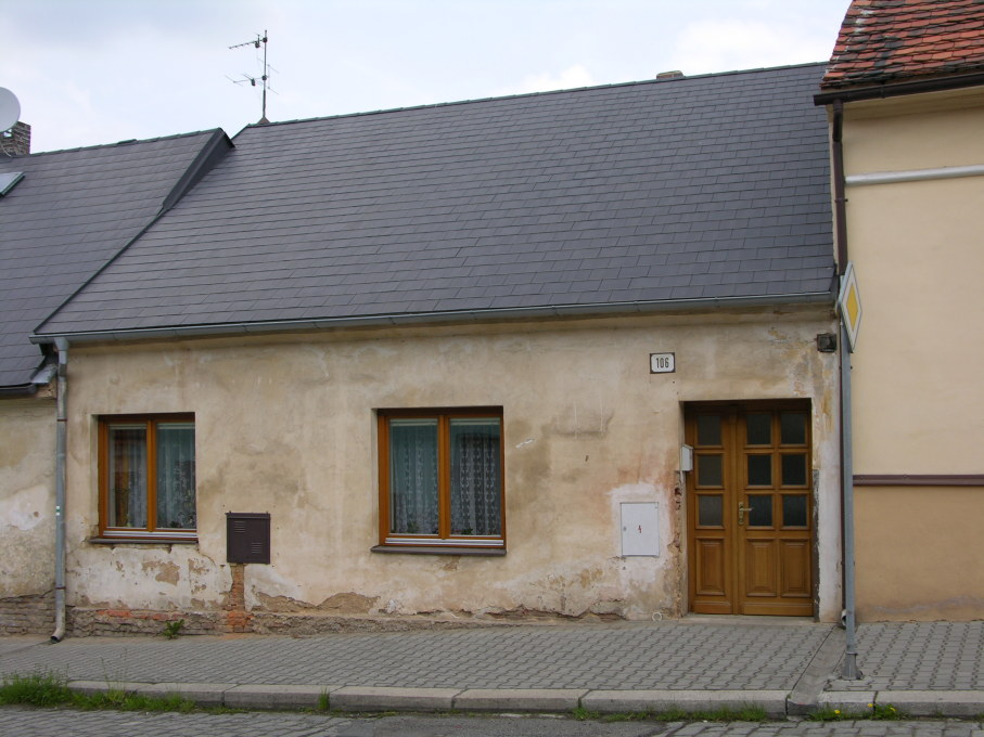 House # 106 in Radnice, Czech Republic